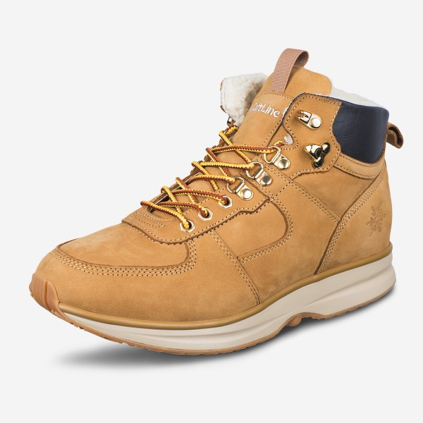 gaitline.com | Silver Mid Trek WR Wheat