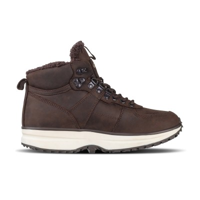 GaitLine.com | Silver Mid Trek WR - Dakar Brown