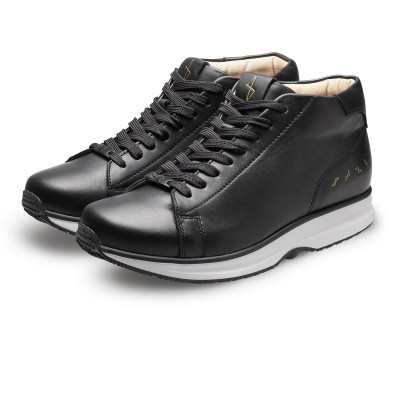 Modesto Mid Mens - Black/Gold | GaitLine.com