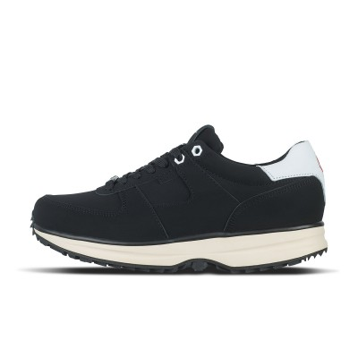 GaitLine.com | Fairway - Black / White / Red