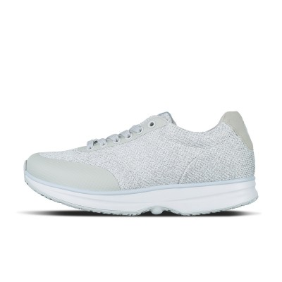 GaitLine.com | Canto - Light Grey / White