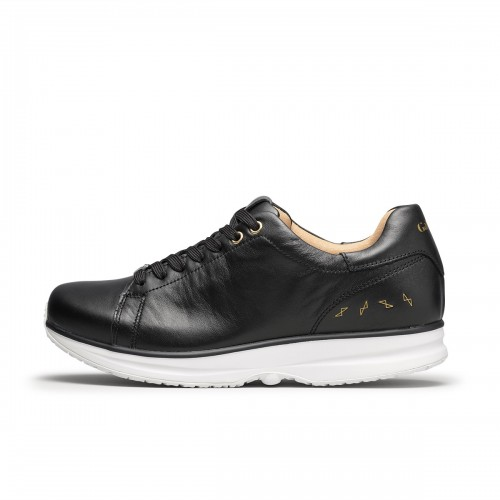 Modesto Low - Black/Gold