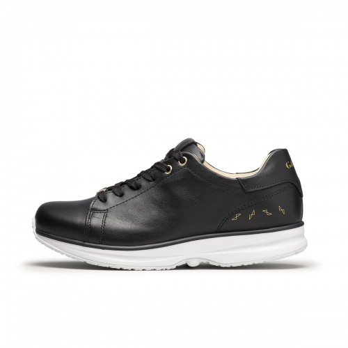 Modesto Low Wmns - Black/Gold