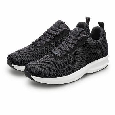 Track Knit - Black/White | gaitline.com
