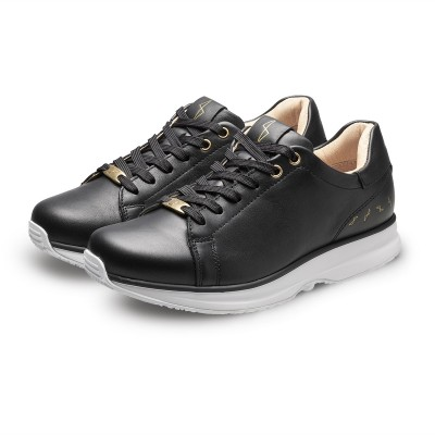 Modesto Low Wmns - Black/Gold | GaitLine.com