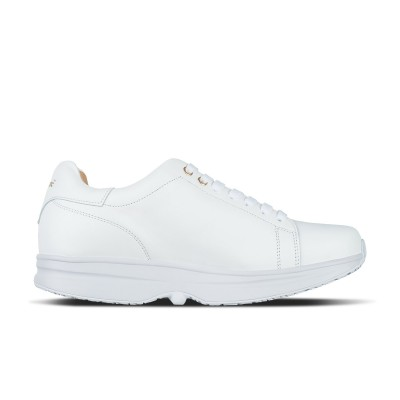 GaitLine.com | Modesto Low Mens - White
