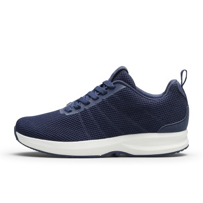 Track Knit - Navy/White | gaitline.com