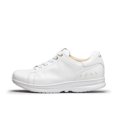Modesto Low Wmns - White/Gold | GaitLine.com