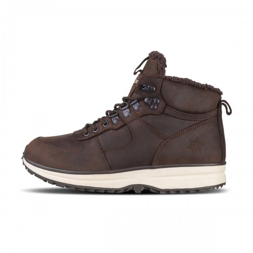 Silver Mid Trek WR - Dakar Brown
